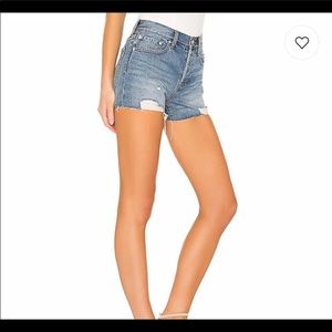 🆕 Free People Button Fly Shorts